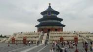 Kisah Kuil Persembahan dan Batu Surga di Beijing