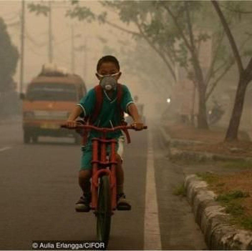 Sekjen PBB: Gagal Tangani Perubahan Iklim Sama Saja Bunuh Diri