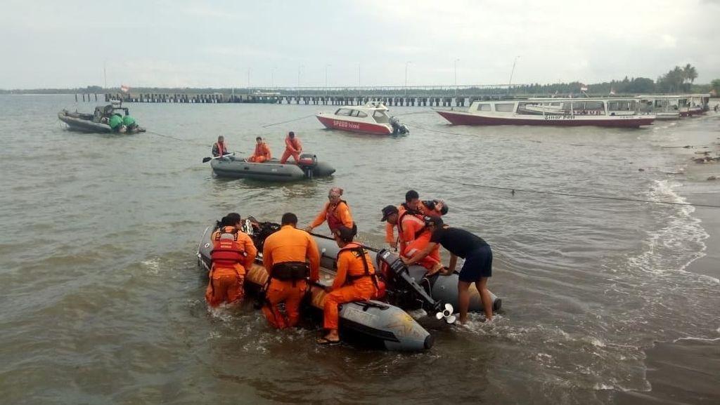 7 Hari Berlalu, WN China yang Hilang di Gili Air Belum Ditemukan