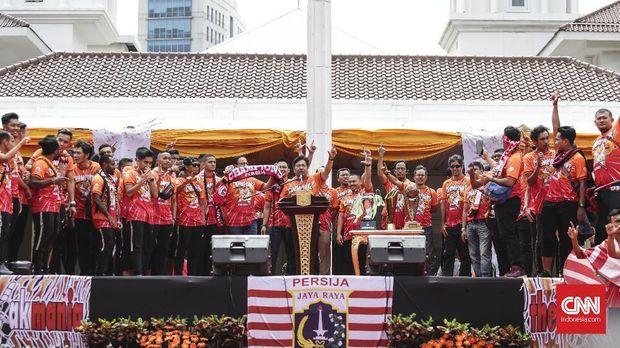 Persija Jakarta sudah mulai bergerak untuk menyusun tim menghadapi kompetisi di 2019.