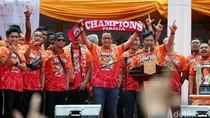 Anies Ajak Jakmania Groundbreaking Stadion: Insyaallah Kelas Dunia