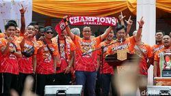 Anies Ajak Jakmania Ground Breaking Stadion: Insyaallah Kelas Dunia