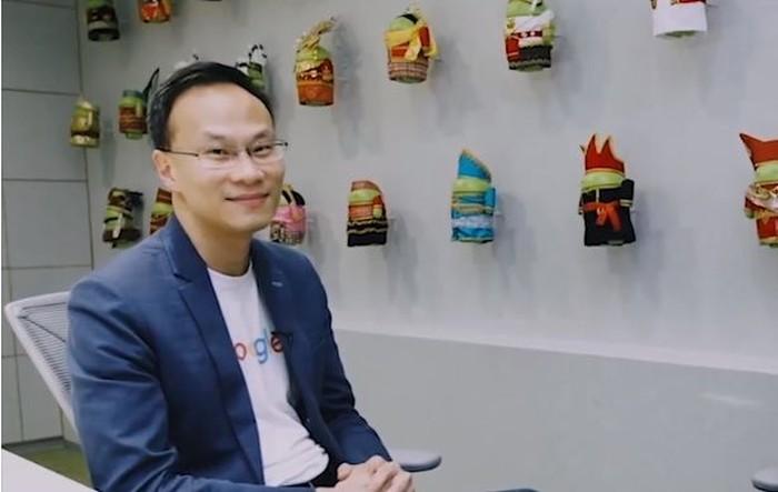 Managing Director Google Indonesia Randy Jusuf. Foto: 20detik