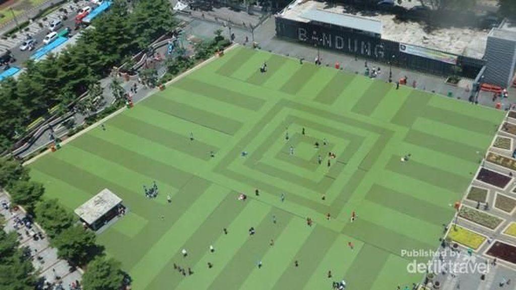Ide Liburan Weekend Murah Meriah di Bandung