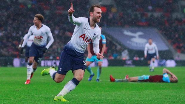 Mauricio Pochettino berhasil menjadikan Tottenham Hotspur sebagai tim yang tangguh.