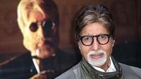 Amitabh Bachchan Positif Corona, Begini Kondisinya di RS