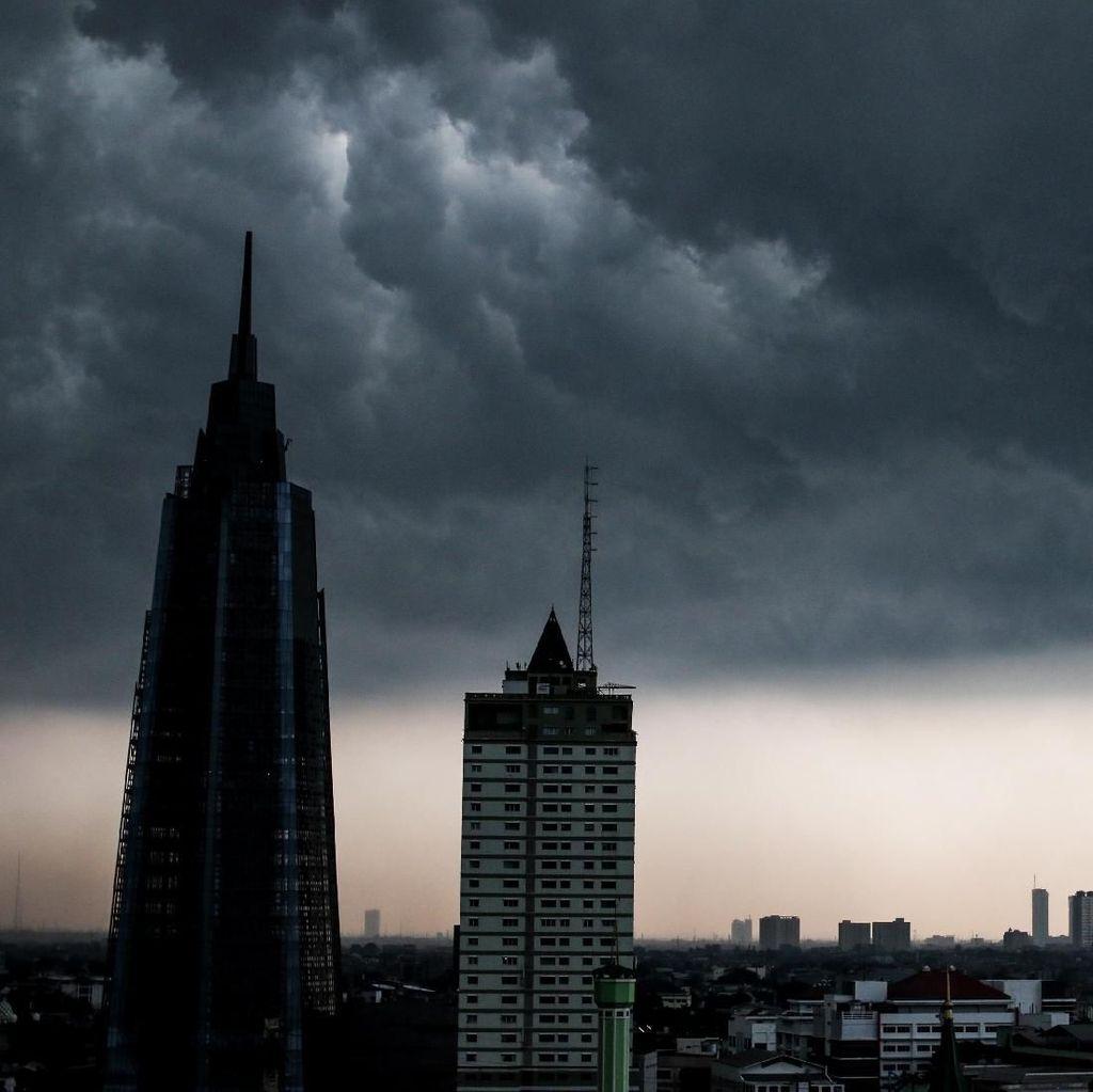 Siap-siap Payung! Ini Foto-foto Awan Tanda Mau Hujan