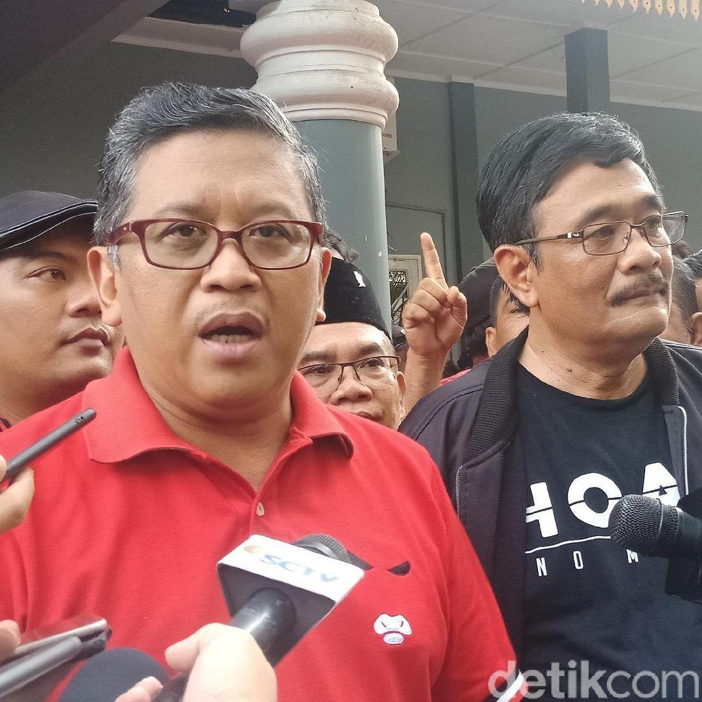 Kutuk Perusakan Baliho SBY, PDIP: Tidak Ada Kader Kami yang Lakukan