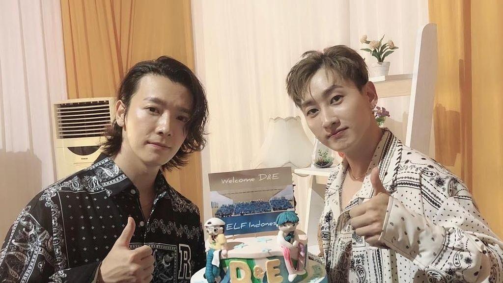 Dapat Kejutan dari ELF, Eunhyuk Super Junior Sapa dengan Bahasa Indonesia
