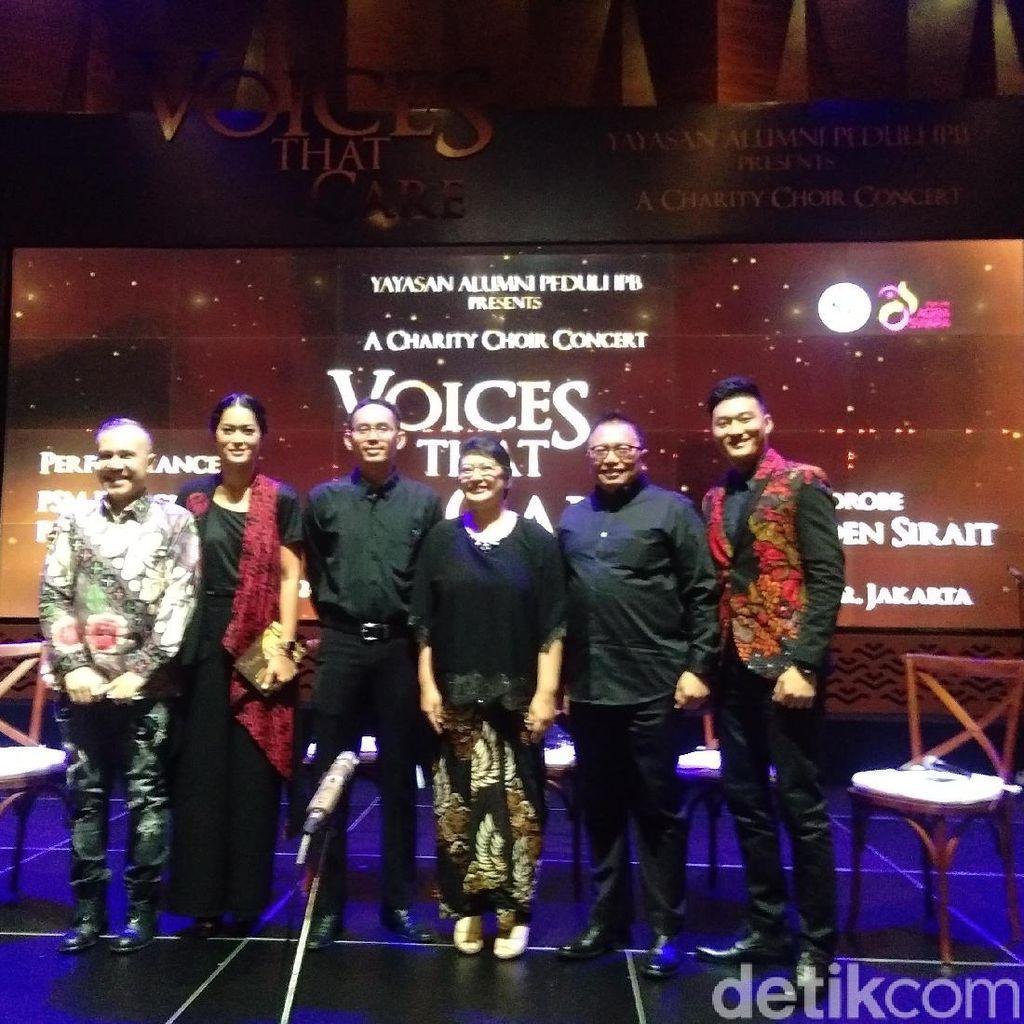 Bantu Mahasiswa IPB, YAPI IPB Gelar Konser Penggalangan Dana