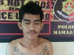 Polisi Tangkap Perampas HP Bertato Hello Kitty di Makassar
