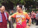 Siap Sambut Pawai Persija Juara, Anies: Ini Perayaan Rakyat