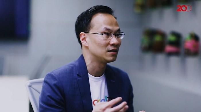 Managing Director Google Indonesia Randy Jusuf Foto: 20detik