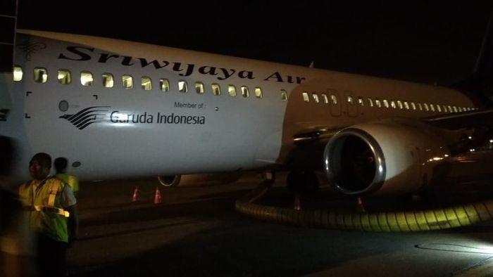 Kerja sama Sriwijaya Air dan Garuda Indonesia group/Foto: Hendra Kusuma