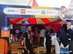 Kurangi Stres, Yuk Mampir ke Booth detikNetwork di HUT Transmedia