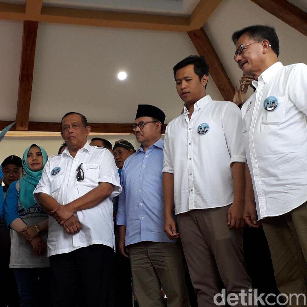 Tim Jokowi Kapitalisasi Masa Lalu Prabowo, Ketua BPN: Daur Ulang