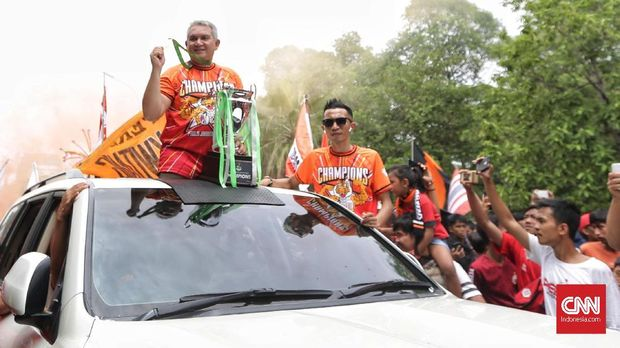 The Jakmania.