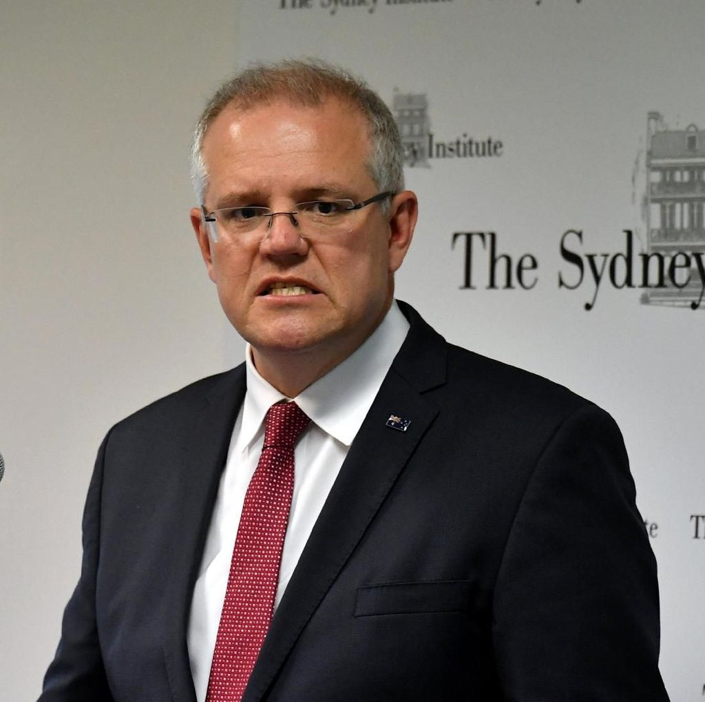 PM Morrison: 24 Warga Australia Jadi Korban Gunung Api di Selandia Baru