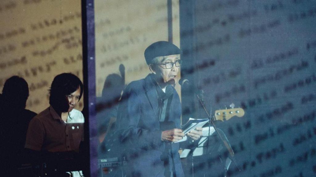 Hey Djon, Ketika Mendiang S.Sudjojono Dirayakan Lewat Musikalisasi Puisi