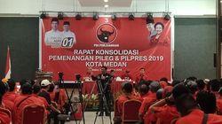 Djarot: PD, PAN dan Gerindra Sebagian Diam-diam Hatinya ke Jokowi