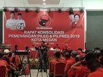 Djarot: PD, PAN, dan Gerindra Sebagian Diam-diam Hatinya ke Jokowi