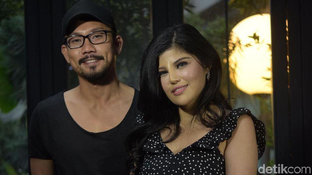 Diisukan Ribut dengan Ibunda Denny Sumargo, Dita Soedarjo Menangis