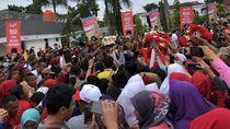Hadiri Pagelaran Budaya di Riau, Jokowi Disambut Teriakan I Love You