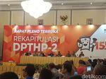 Ketua KPU Buka Rapat Pleno Rekapitulasi DPT Pemilu