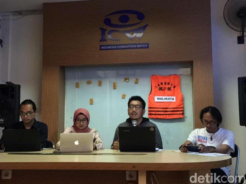 Jatim Juara Provinsi dengan Kasus Korupsi Terbanyak Versi ICW