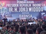 Jokowi Pastikan Babinsa Terima Kenaikan Tunjangan