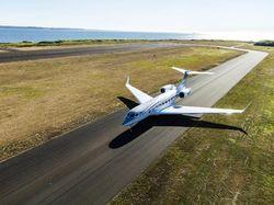 Foto: Gulfstream, Jet Pribadi Mewah Langganan Pesepakbola Dunia