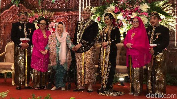 Zulkifli Hasan hingga JK Hadiri Acara Pernikahan Putra Menlu Retno