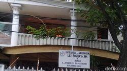 Kebakaran Hanguskan Kantor Advokat di Surabaya