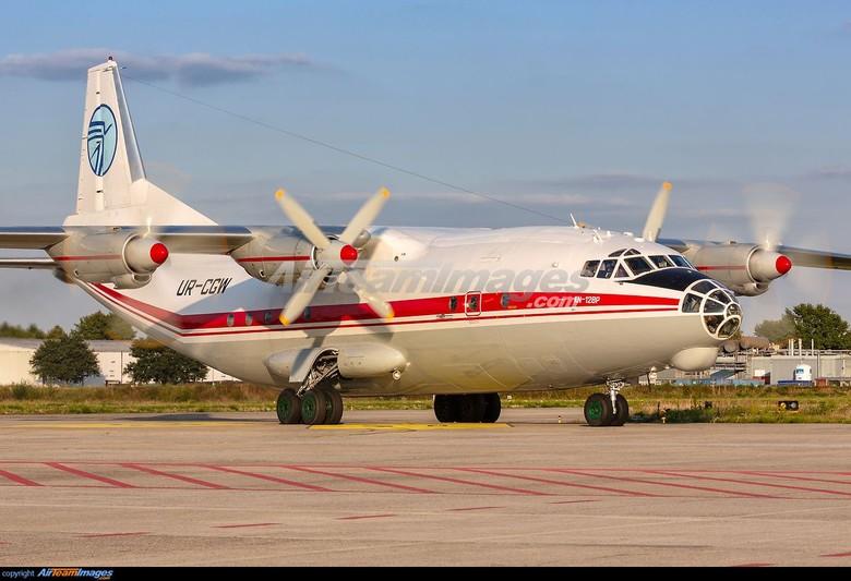 Hasil gambar untuk Antonov An-12BP