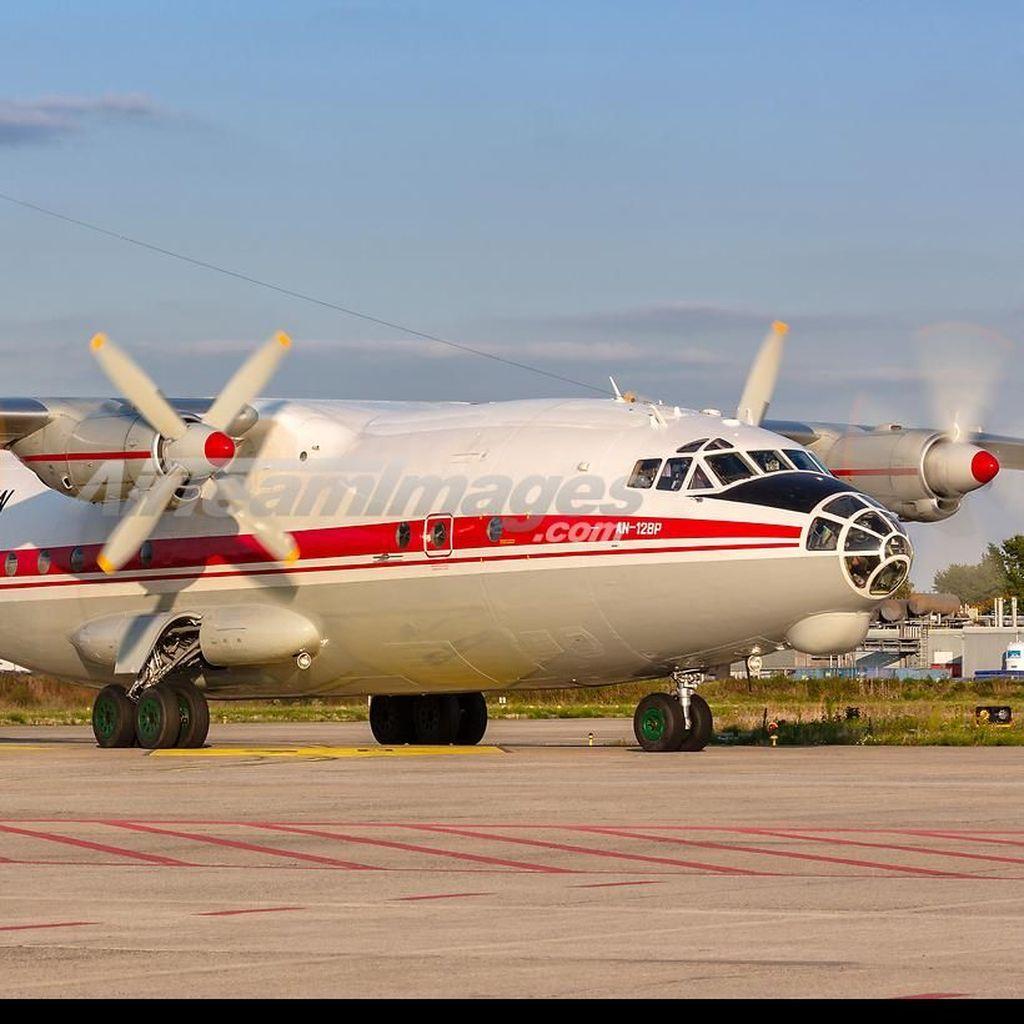Heboh Raungan Pesawat Antonov dari Pantura Hingga Manchester
