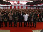 Jokowi Temui 3 Ribu Babinsa Seluruh Sumatera di Jambi