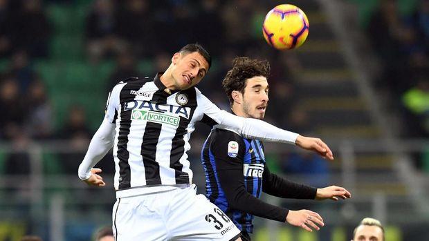 Pengeluaran gaji tahunan klub Udinese lebih kecil dibandingkan dengan gaji Cristiano Ronaldo.