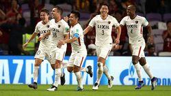Kashima Antlers vs Real Madrid di Semifinal Piala Dunia Antarklub 2018