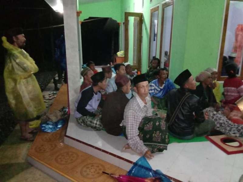 Antisipasi Longsor Susulan di Lereng Argopuro, 27 KK Diungsikan