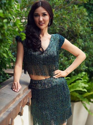 Sonia Fergina Citra Miss Universe Indonesia