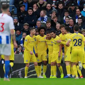 Hasil Brighton Vs Chelsea: The Blues Susah Payah Menang 2-1