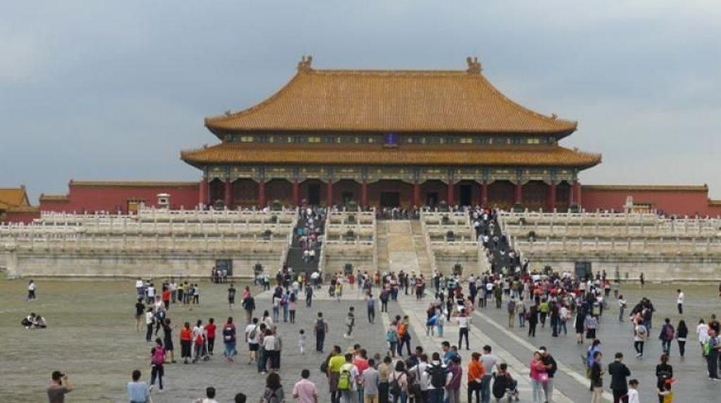 Kota Terlarang China yang Tidak Lagi Terlarang