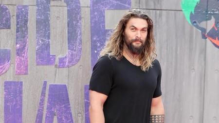 Perankan Aquaman, Jason Momoa Dapat Pujian dari Anak-anaknya