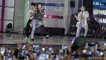 Super Junior D&E Hingga Slank Panaskan Panggung HUT Transmedia Hari Kedua
