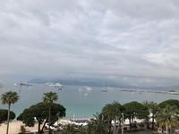 Cannes, destinasi wisata terkenal di Prancis yang pernah didatanginya (Instagram/amberheard)