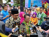 Ridwan Kamil Gulirkan 'Sekoper Cinta'