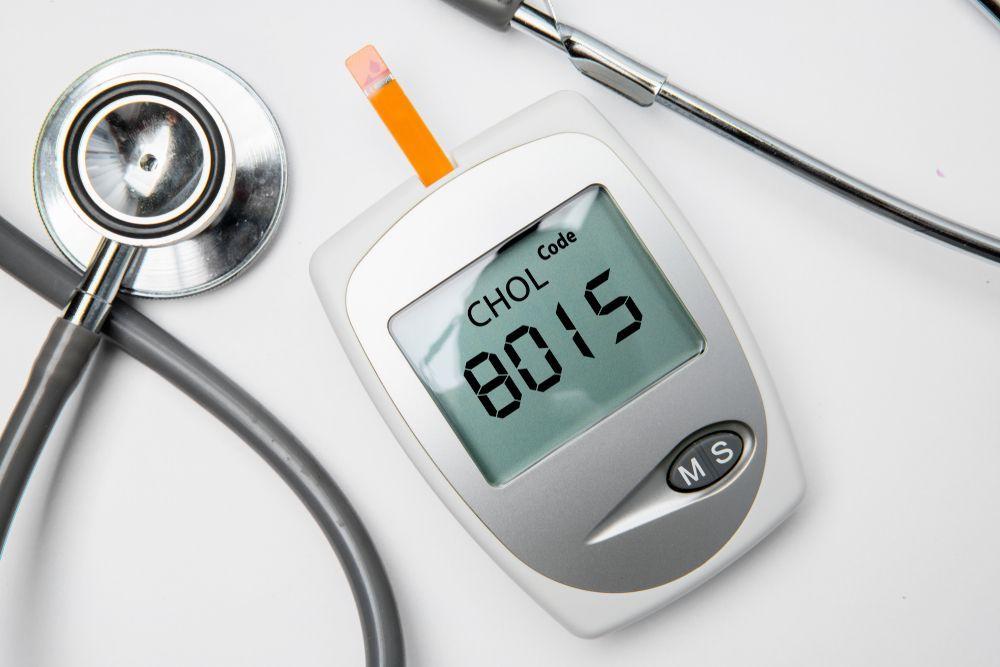 Alat pengecek kolesterol