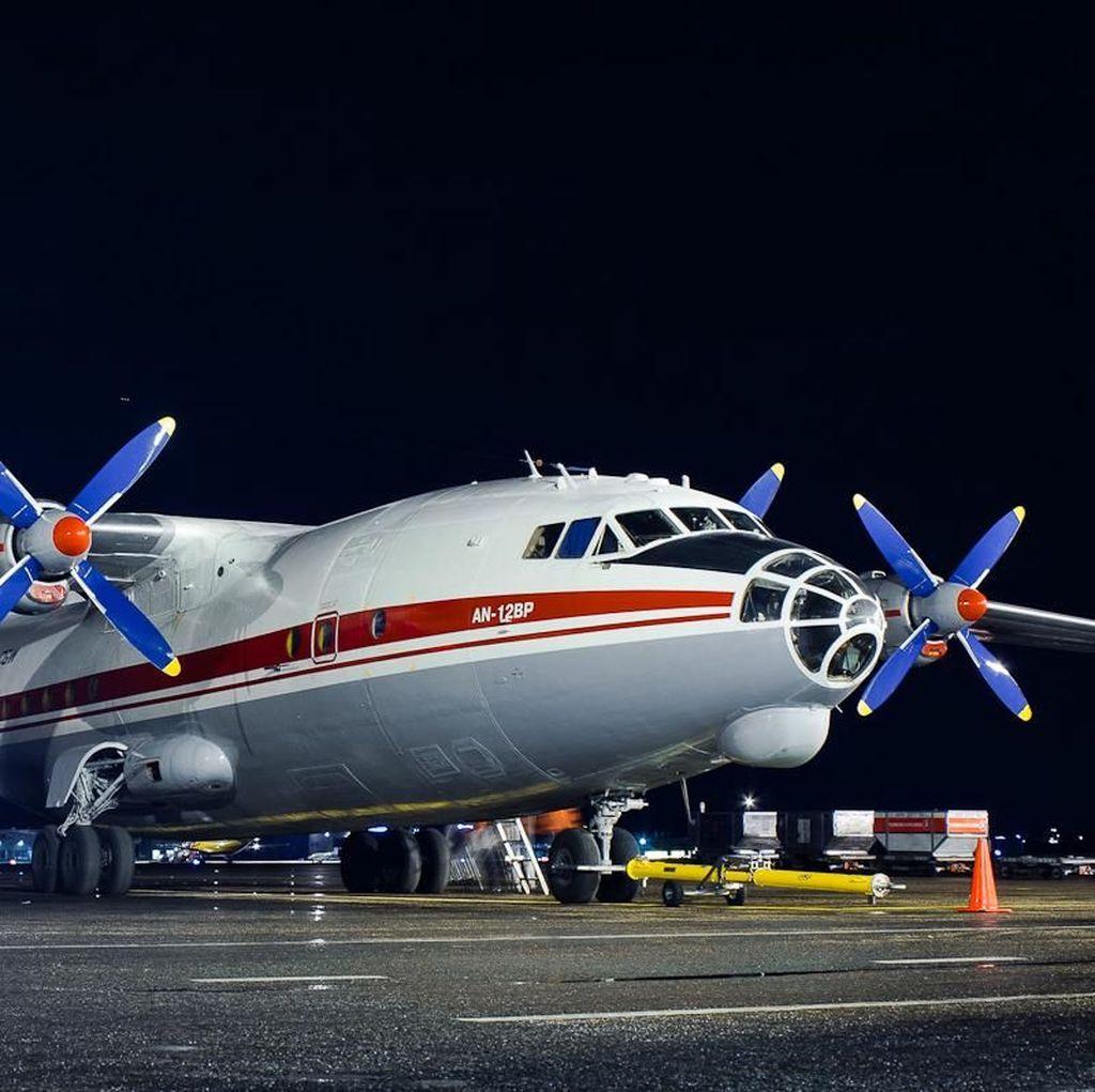 Profil Pesawat Militer Antonov An-12BP, Sumber Suara Meraung-raung Versi AirNav