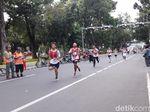 Menhan Buka Bela Negara Run 2018, 3.000 Peserta Terlibat