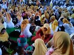 1.000 Emak-emak Bandung Ikuti Lomba Karedok Zero Waste